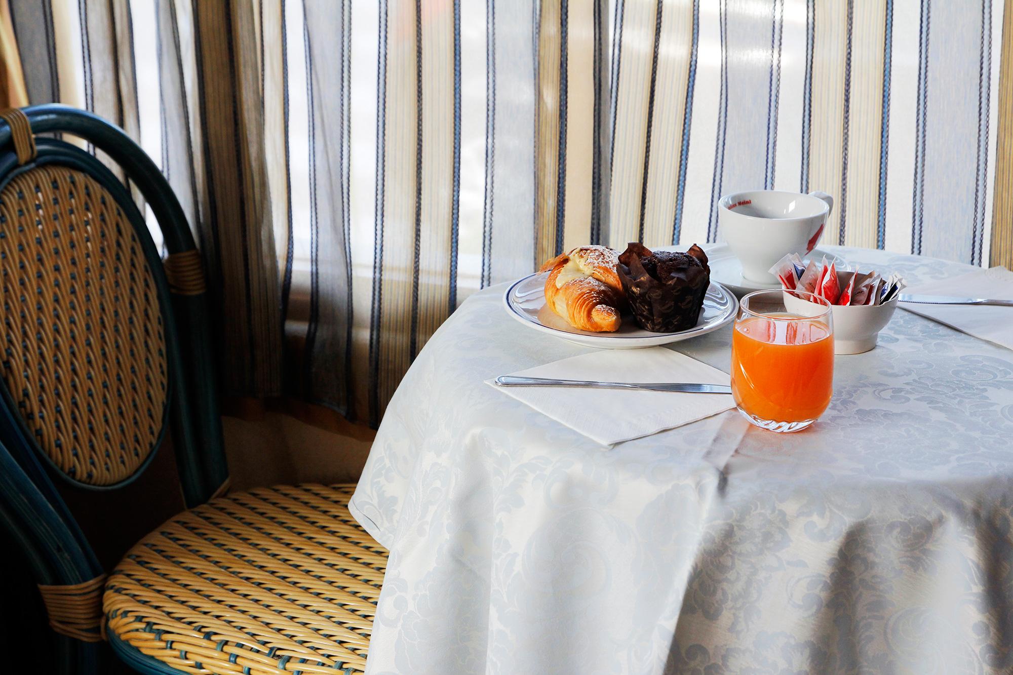 Colazione - Albergo Abbadia - San Vito Lo Capo